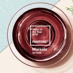 Color del mes (1) Marsala. Pantone del año 2015